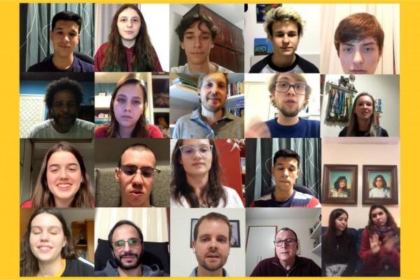 Liderança: Grêmio Estudantil da Unidade Fundação Evangélica se reinventa em período de pandemia